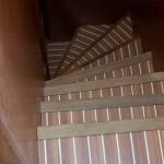 Escalier descente cabine arrière Run 45 DS